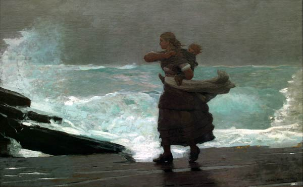 The Gale, 1883-93