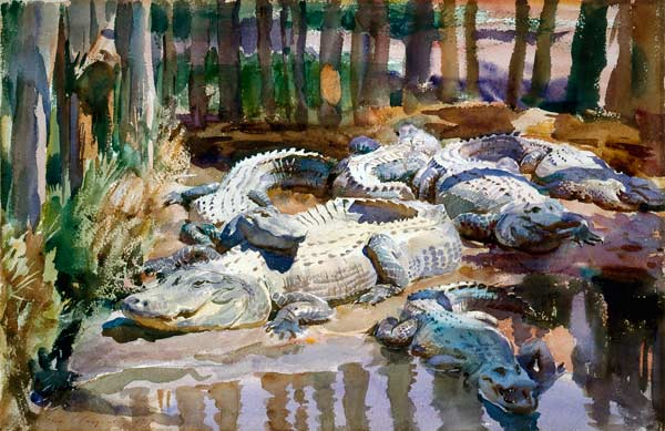 Muddy Alligators, 1917