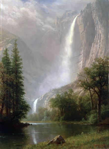 famous watercolor paintings landscapes