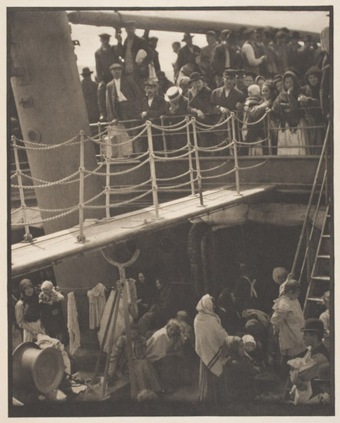The Steerage, Alfred Stieglitz
