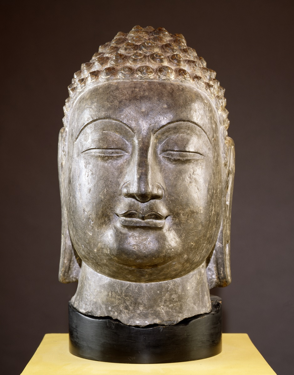 Head of Bhuddha