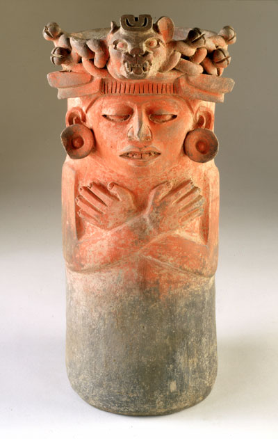 Urn with Human Figure
