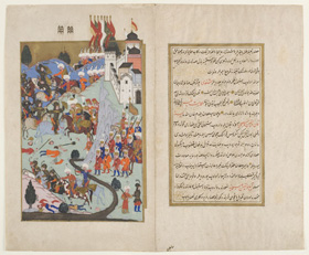 Bayezid I, The Thunderbolt, Routs the Crusaders at the Battle of Nicopolis