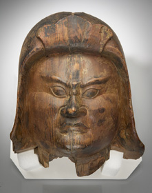 Head of a Guardian
