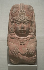 Precolumbian Fertility Goddess