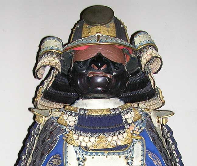 Japanese, Armor for a Samurai with Mirror Maedate, late 18th–early 19th century