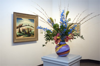 Worcester Art Museum - Flora in Winter 2008