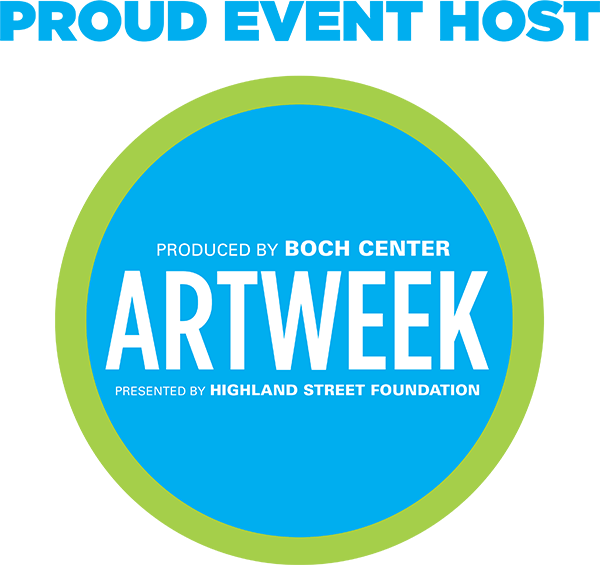 ArtWeek — Proud Event Host