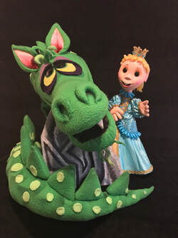 Pumpernickel Puppets - Sir George and the Dragon