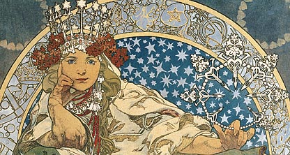 Worcester Art Museum Alphonse Mucha The Spirit Of Art