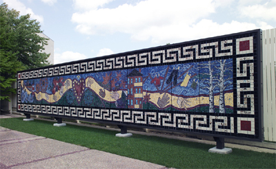 Worcester's Community Mosaic