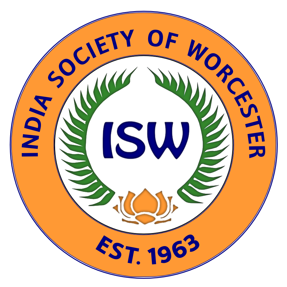 India Society of Worcester logo