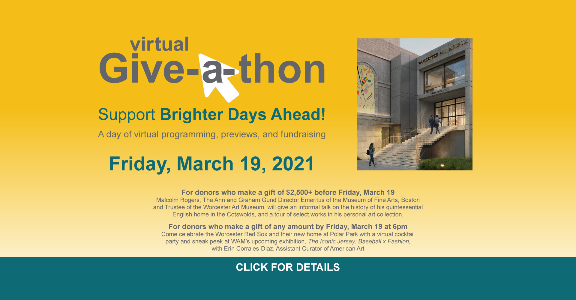 Give-a-thon 2021