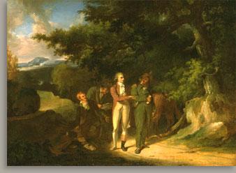 early american paintings