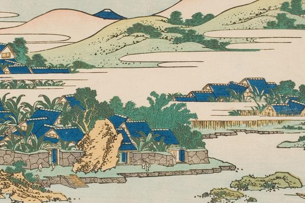 Eight Views Of The Ryukyu Islands Worcester Art Museum