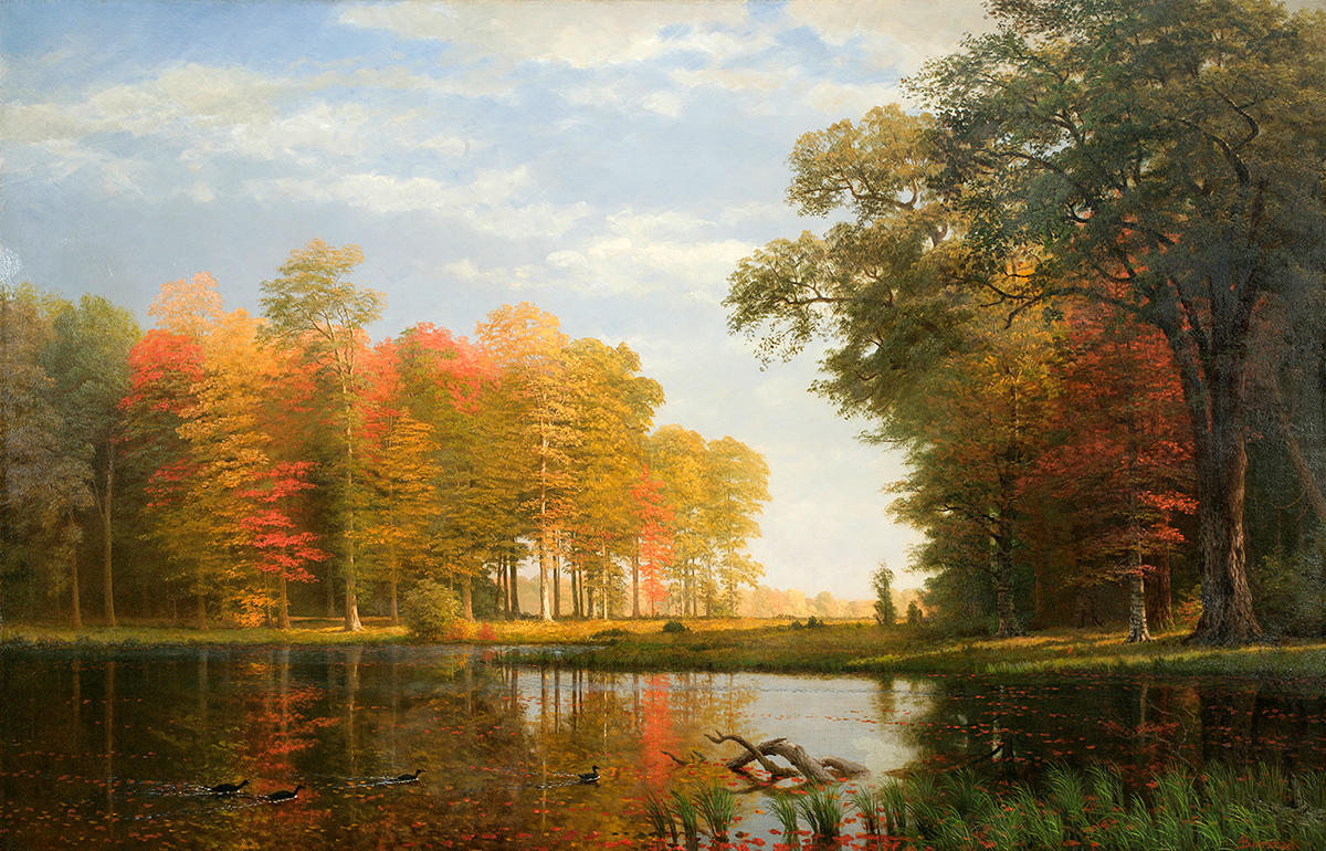 the poetry of nature hudson river school landscapes from the new