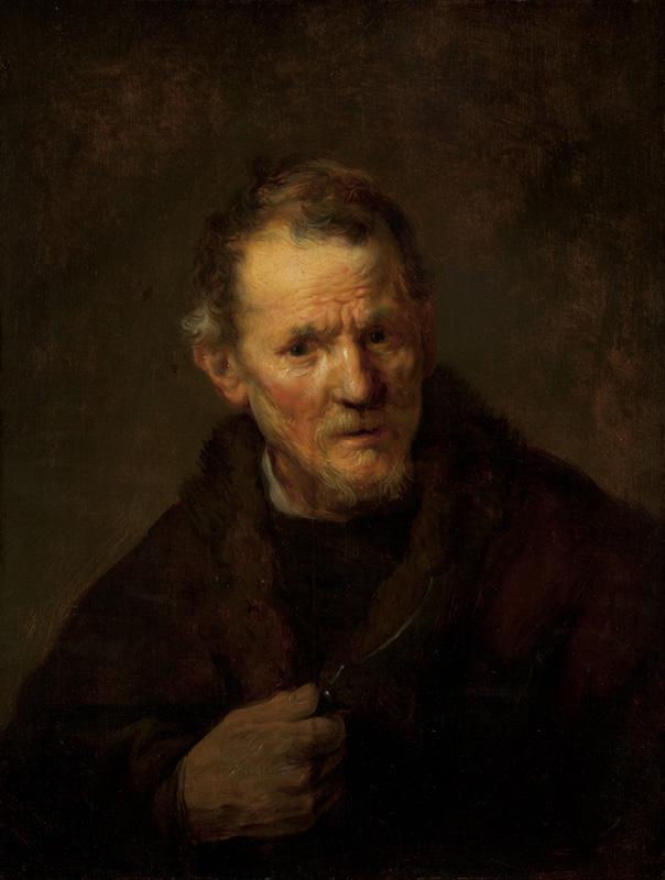 SAINT BARTHOLOMEW      about 1633     Rembrandt van Rijn      Dutch, 1606-1669      Oil on panel      Charlotte E. W. Buffington Fund, 1958.35