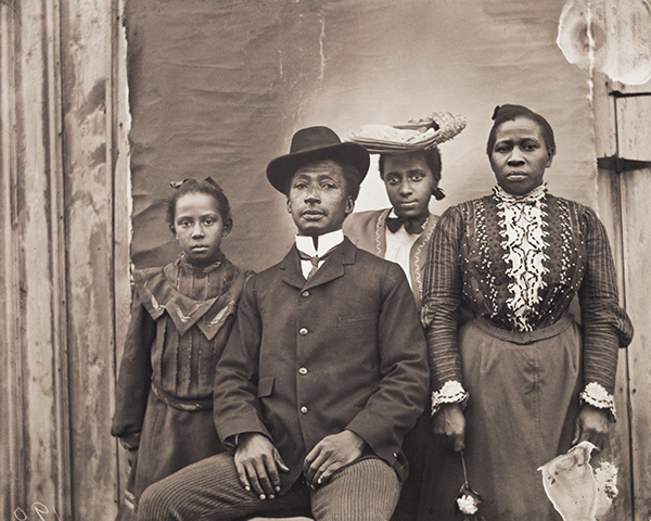 Rediscovering An American Community Of Color The