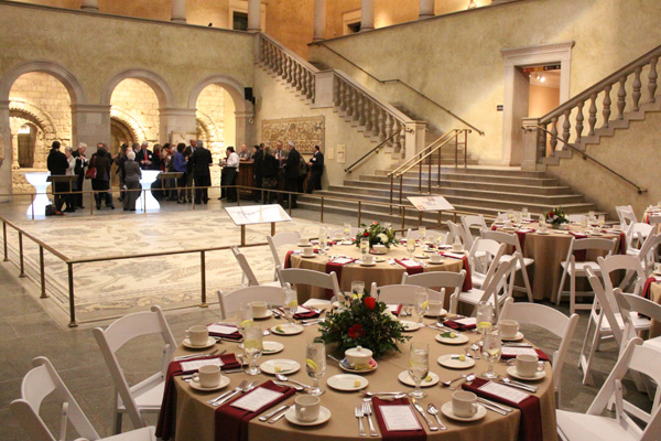 Corporate Events At Worcester Art Museum